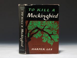 "The first edition of To Kill a Mockingbird blessedly says ""First Edition"" on the copyright page. (The dust jacket is a bit more complicated, however.)"