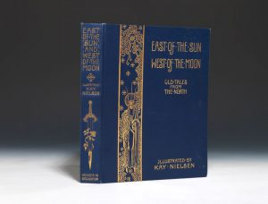 First trade edition of East of the Sun, West of the Moon. Hodder & Stoughton, 1914.