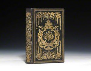 "First edition of The Gift. First appearance of Poe's ""The Pit and the Pendulum."" Carey & Hart, 1843."