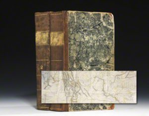 """""""A first edition of Lewis and Clark's official publication with its coveted folding map."""""""