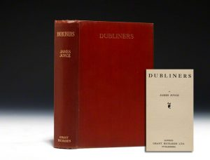 The 1914 first edition of Dubliners