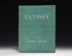 The first edition of Ulysses