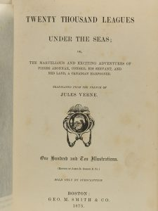 The second issue of the first American edition, 1873.