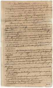 The Library of Virginia's copy of the Virginia Constitution. (Image credit: Library of Virginia)