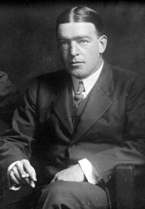 Ernest Shackleton (1874-1922).