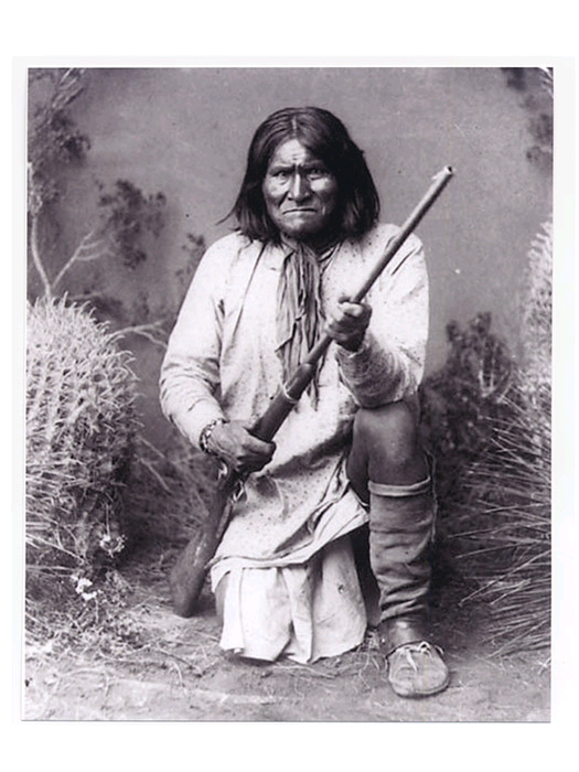 The signature of Geronimo is a highly collectable and surprising piece of the great Apache warrior's legend.