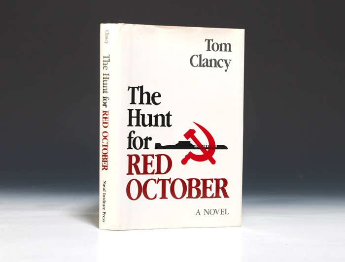 The Hunt for Red October (1984)