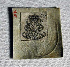 1765 Tax Stamp