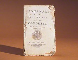 1774 Journal of the Proceedings of the Congress
