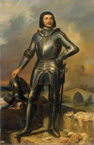 Marshal of France and murderer, Gilles de Rais (1405-1440)