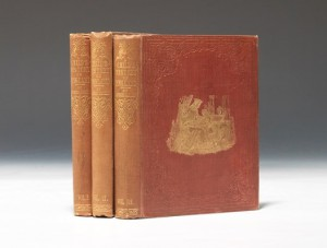 First edition of A Child's History of England (BRB 90553)