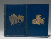 First editions of The Jungle Books (BRB #101753)
