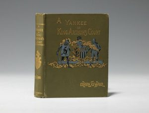 First edition of A Connecticut Yankee in King Arthur's Court (BRB 101448)