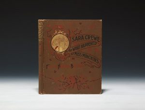 First edition of Sara Crewe (BRB 100396)