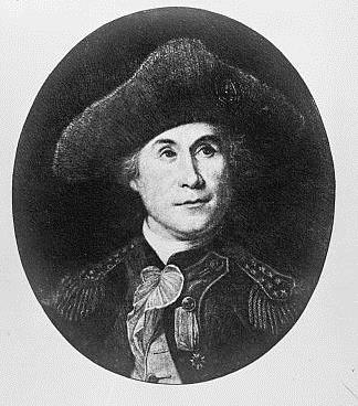 John Paul Jones (image courtesy Library of Congress)