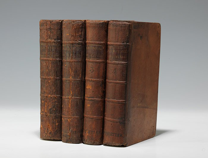 First American edition of Blackstone's Commentaries (BRB 101606)