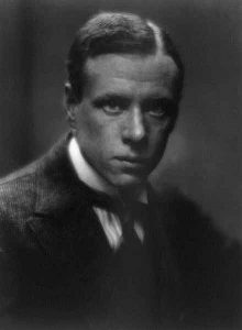 Sinclair Lewis in 1914. (Image courtesy Library of Congress.)