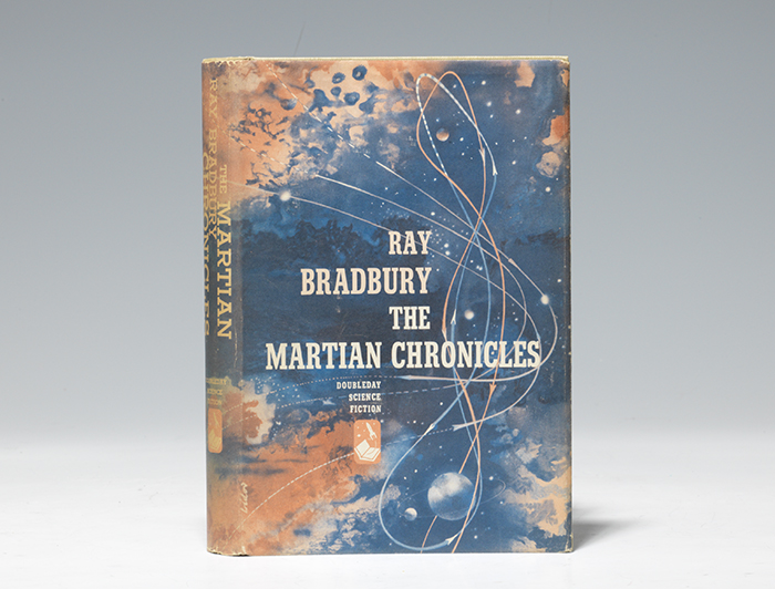 First edition, 1950, of the Martian Chronicles by Ray Bradbury (BRB 104529)