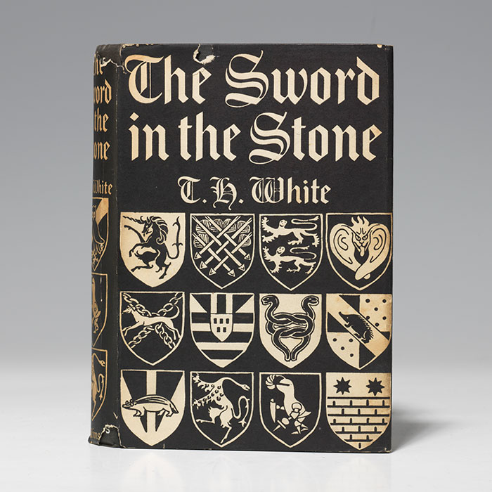 A first edition of The Sword in the Stone, 1938, by T.H. White (BRB 105432)