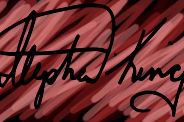 Stephen King's Signature